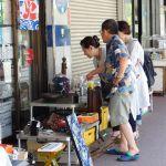 大豊ビル・雨の日商店街 2016.6