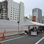 大豊ビル・雨の日商店街 2018・6