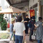 大豊ビル・雨の日商店街2019・6 最終日
